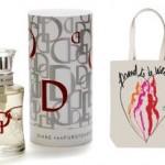 Get Free Diane Von Furstenberg Zahara Flip Flops, Beach Tote, and Parfum