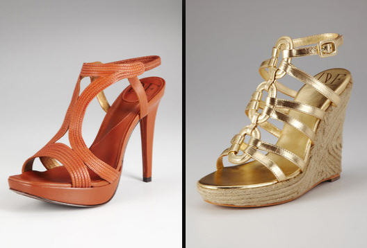 23d7cb376a4 Online Designer Sample Sales  Diane Von Furstenberg Shoes