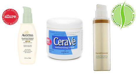 Best Moisturizer for Fall & Winter: Aveeno Positively Radiant, CeraVe, SkinCeuticals