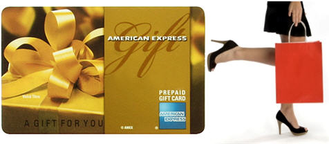 American Express $500 Gift Card Giveaway