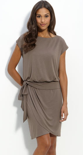 Suzi Chin Wrap Dress
