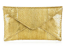 Michael by Michael Kors Metallic Clutch