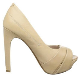House of Harlow Nell Open Toe Pump