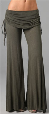 Sierra Wide Leg Pants by Young Fabulous and Broke