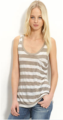 Splendid Stripe Top To Wear with Wideleg pants