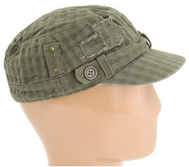 Alexander Sky Cadet Patch Hat