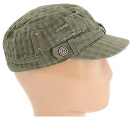 Alexander Sky Cadet Patch Hat