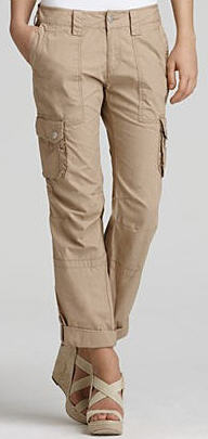 Calving Klein Cargo Pants