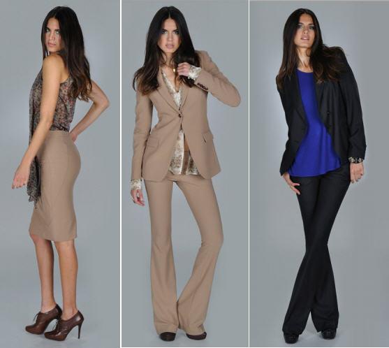 Georgie Business Suits