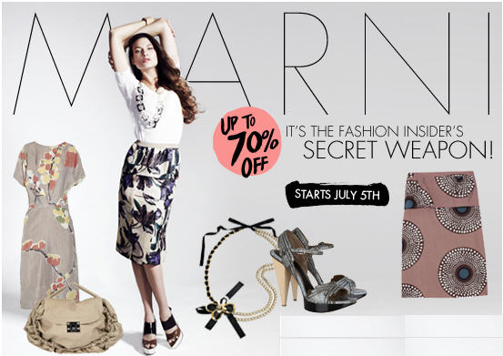 Marni Shoes Sale