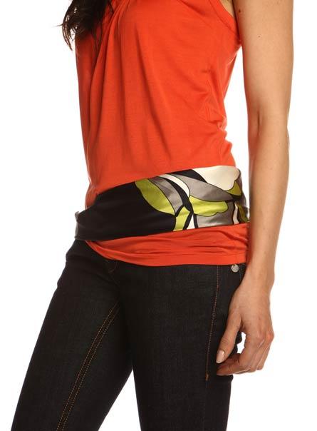 Scarf-belt