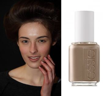 Fall 2011 Nail Polish Trend Beige