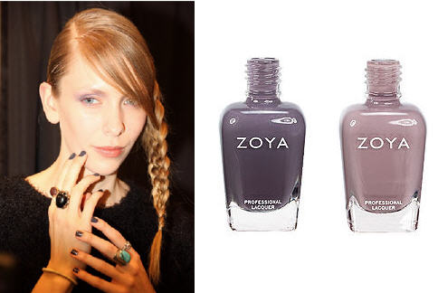 Fall 2011 Nail Polish Trends Zoya