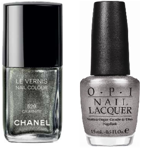 Fall 2011 Nail Trends CHANEL Metallics Polish