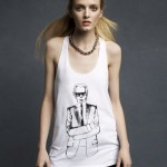 Karl Lagerfield for Macy's Tee