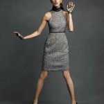 Karl Lagerfield for Macy's Tweed Dress