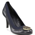 Tory Burch Caronline Pump Blue