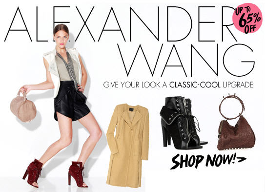 Alexander Wang Sale