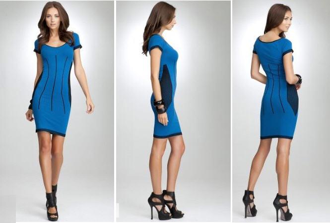 依身材穿衣(4)-针对粗腰的穿着 (转载) - Jennifer - 雨夜相思客