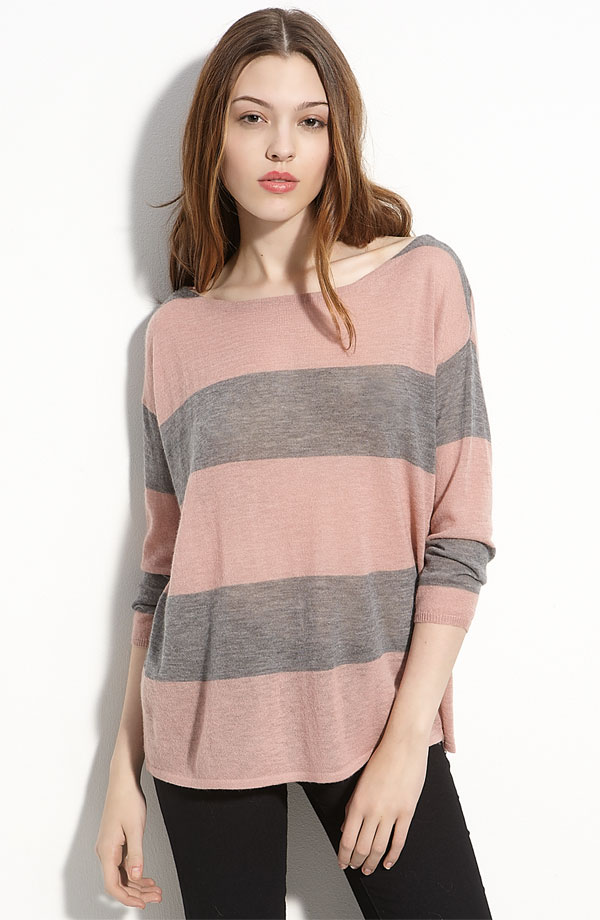 Fall 2011 Trend Joie Zed Sripe Sweater