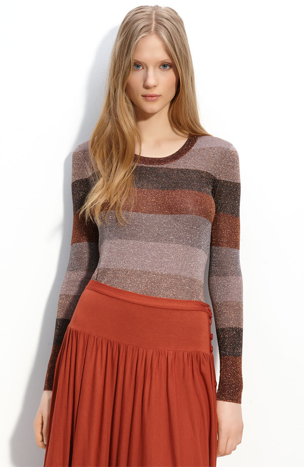 Fall 2011 Marc by Marc Jacobs Stripe Sweater