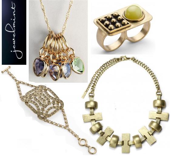 Jewel Mint Kate Bosworth Jewelry