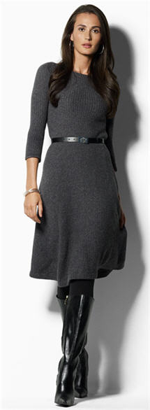 Best Sweater Dress Ralph Lauren