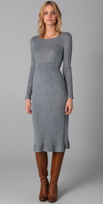 Sweater Dress Rebecca Taylor