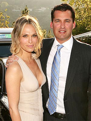 Molly SIms gets married