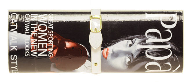 Paparazzi Polly Magazine Clutch Bag