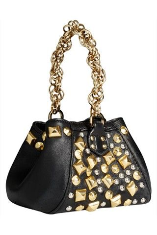 Versace for H&M Bag Studded