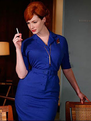 Joan Holloway Halloween