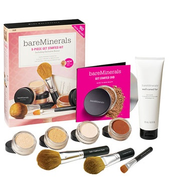 Bare Escentuals bare minerals Get Started Kit