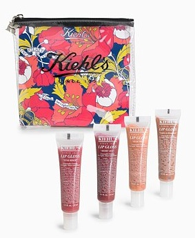 Kiehls Since 1851 Saks Lipgloss Value Set