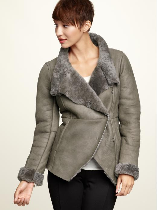 Gap Shear-ling Jacket Sale