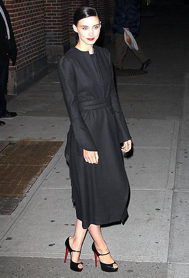 Rooney Mara Elegant Style