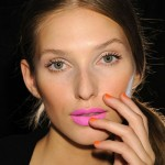 0915-pink-lips-orange-nails-milly-fashion-week-spring-2012_bd