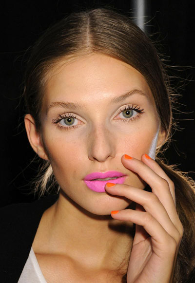 Best Nail Polish Trends 2012