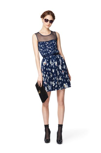 Jason Wu for Target Floral Dress - On Ebay