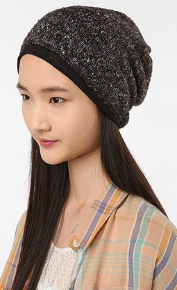 Cooperative Flecked Slouchy Beanie