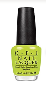 Spring 2012 Nail Polish Trends - Neons