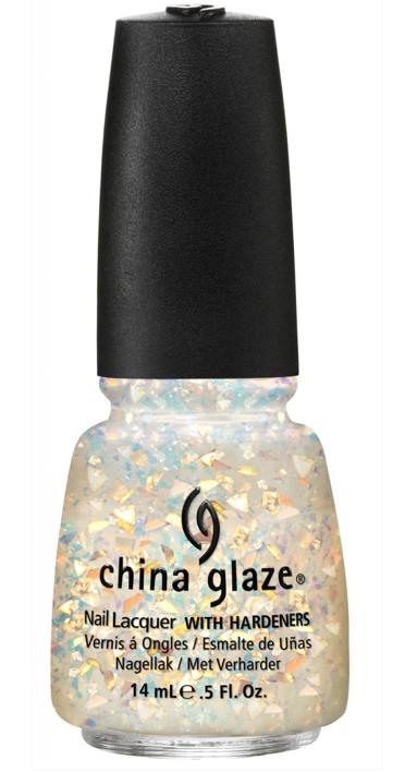 Spring 2012 Nail Polish Trends - Sparkles