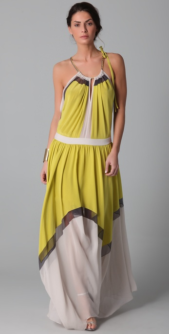 BCBGMAXAZRIA Bryonna Dress