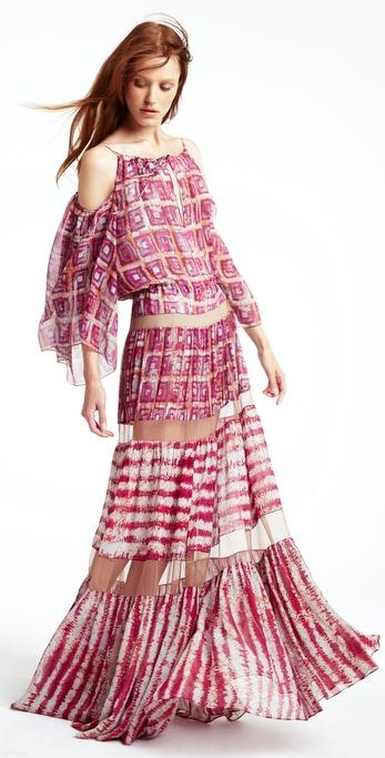 BCBGMAZARIA Valentina Maxi Dress
