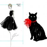 Jason Wu For Target Collection Exposed by a Mischievous Kitty