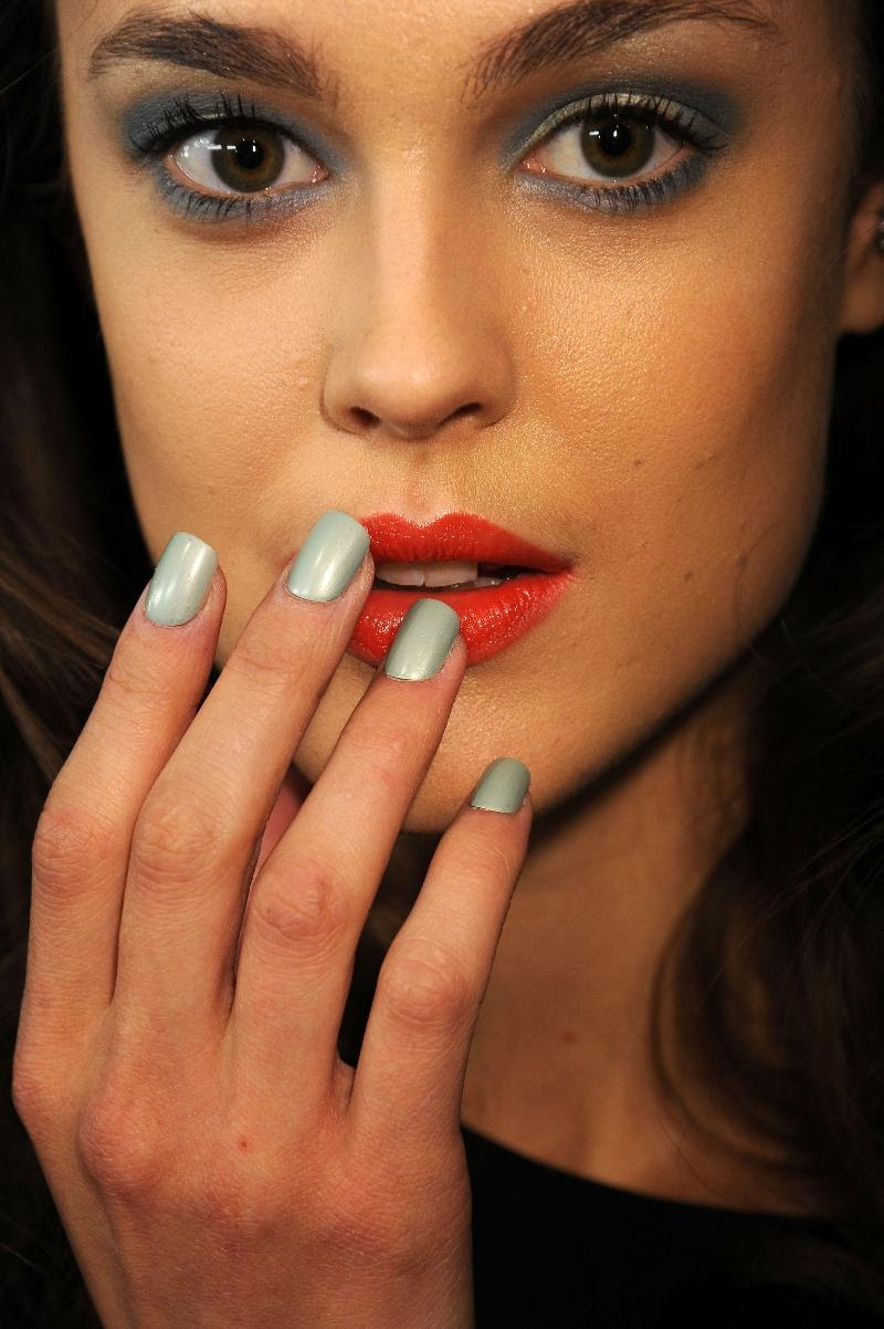 Best Nail Polish Trends 2012 - Pistachios RBG