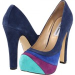 5 Best Color Block Pumps and Wedges For Spring