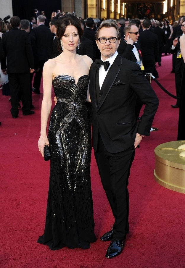Oscar 2012 Alexandra Edenborough Dress