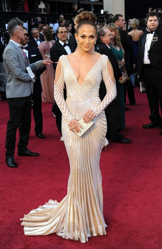 Jennifer Lopez Zuhair Murad dress