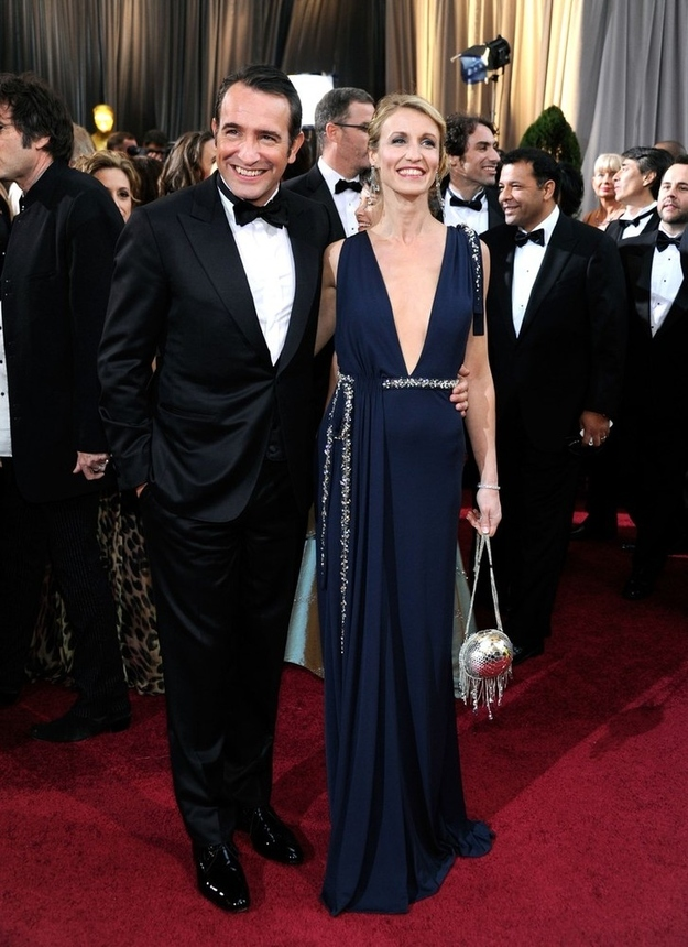 Oscar 2012 Alexandra Lamy Dress